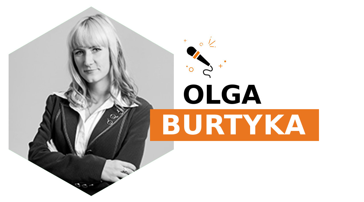 Headshot of Olga Burtyka
