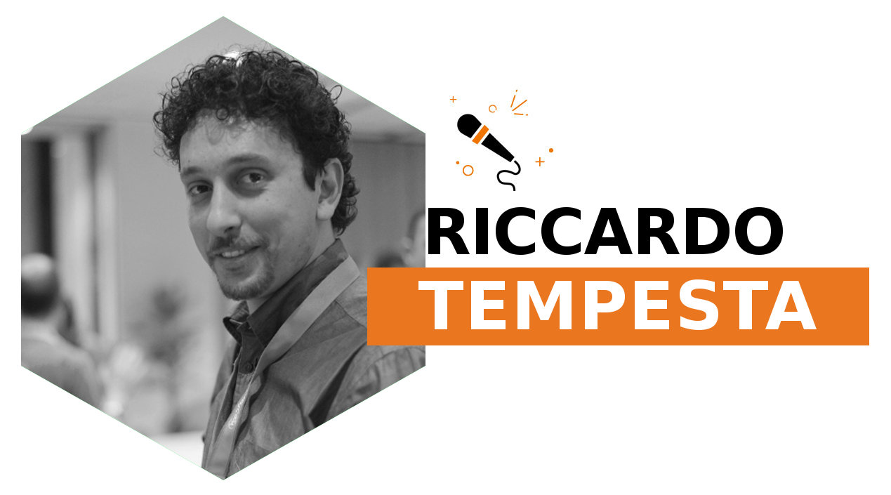 Headshot of Riccardo Tempesta