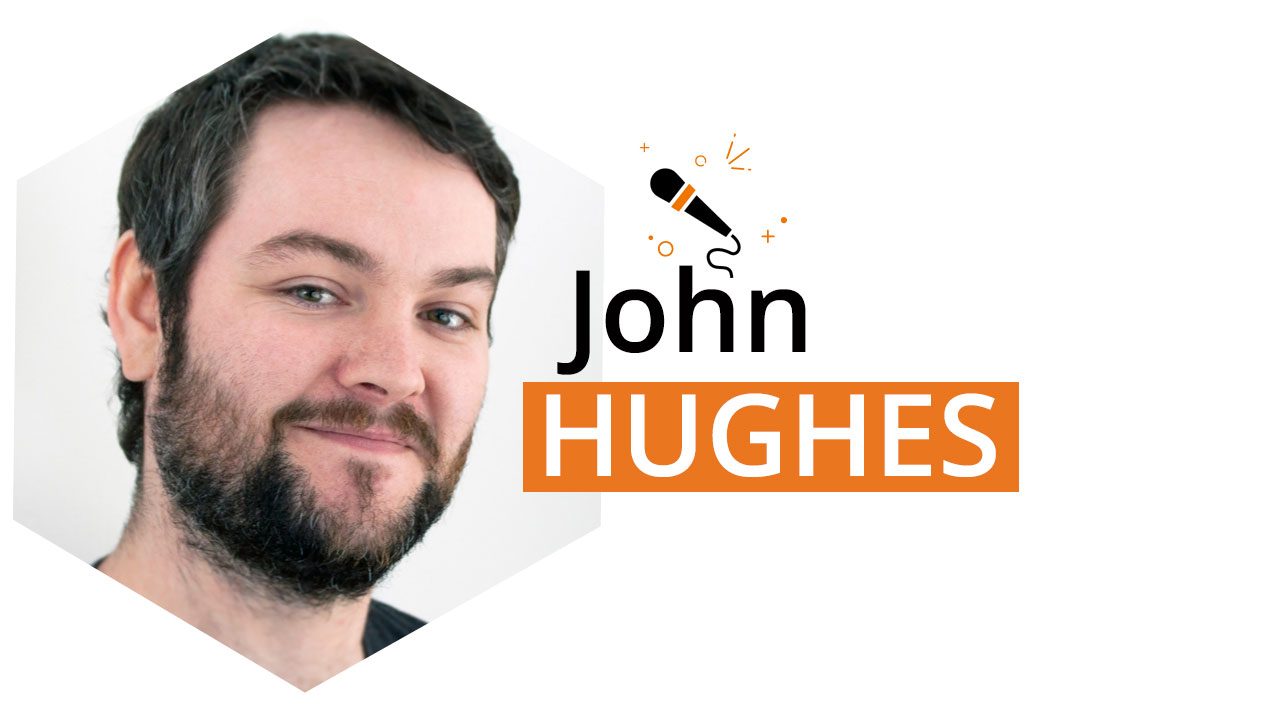 Discovering BlueFoot with John Hughes