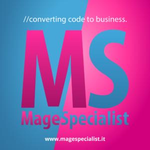 Mage Specialist logo