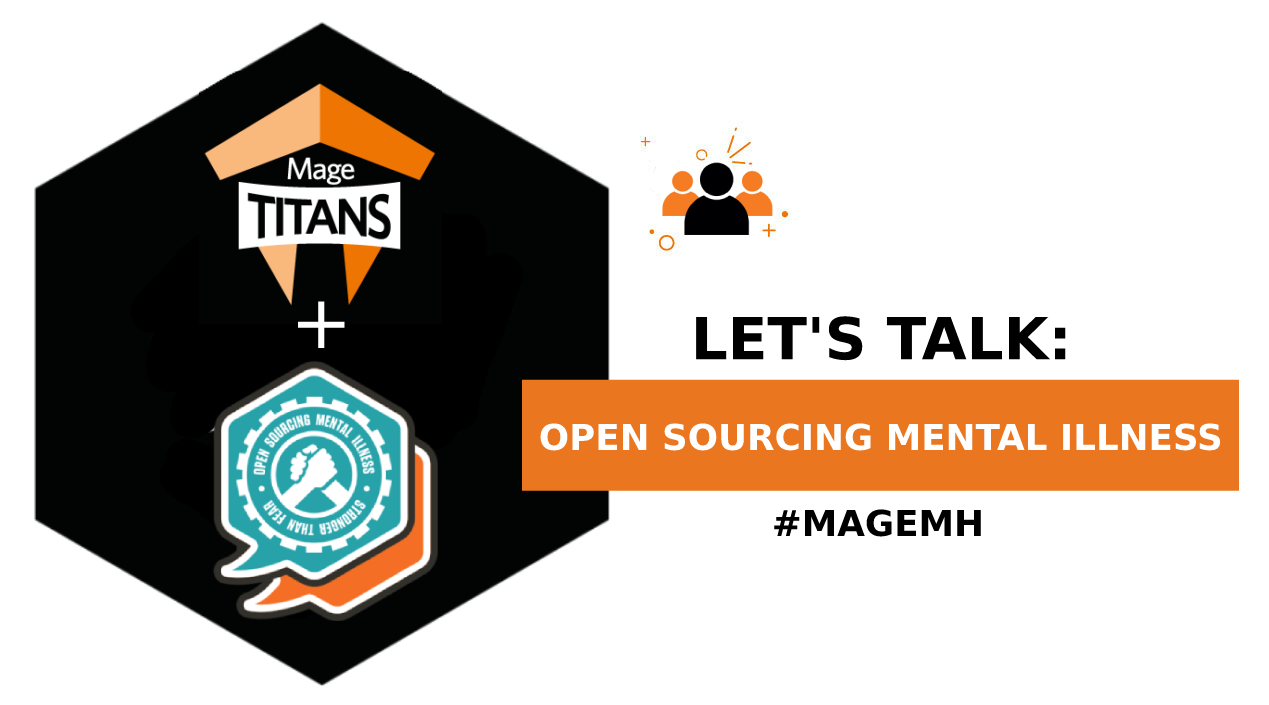 Let's talk: Open Sourcing Mental Illness