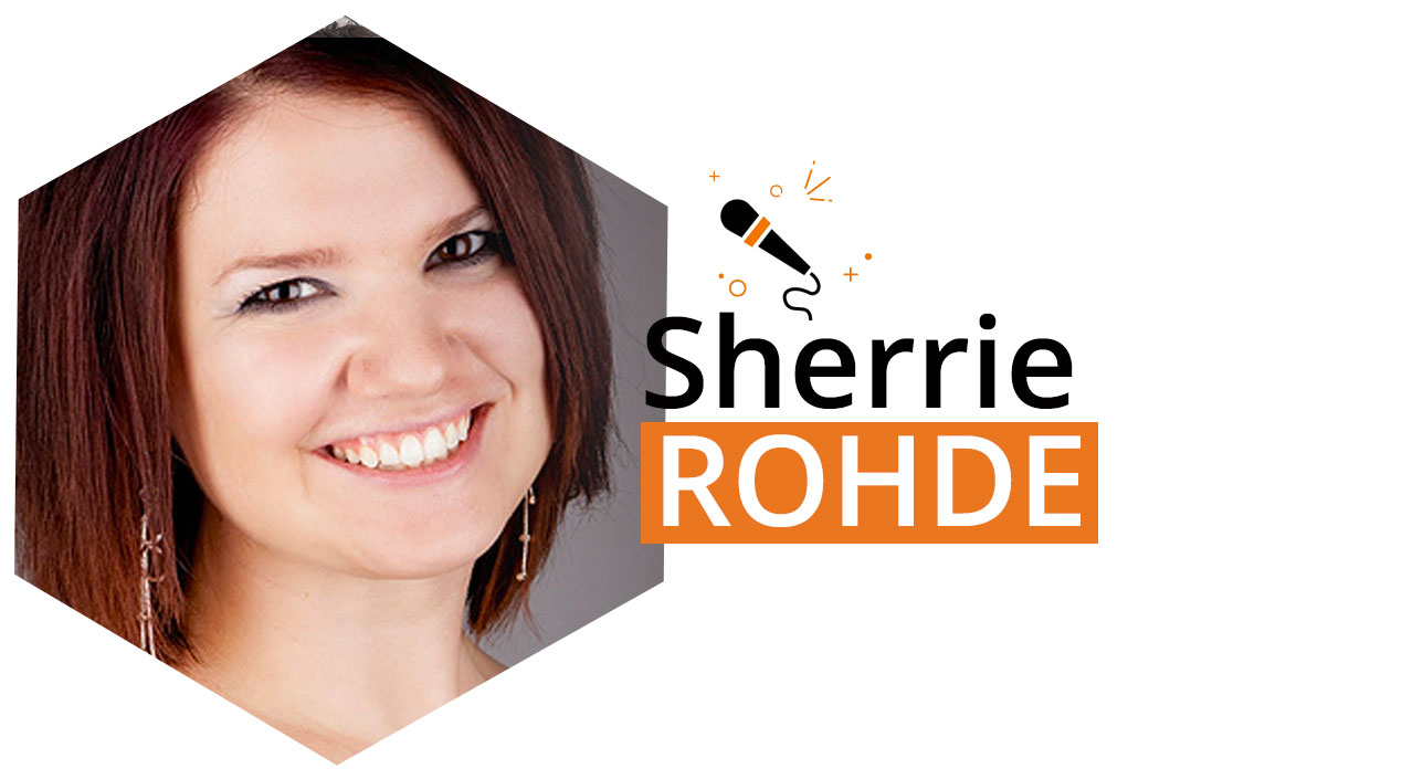 Sherrie Rohde, the unrevealed magento master